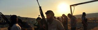 Jihadists Seek a New Base in Syria and Iraq