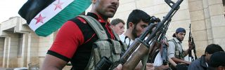 The Free Syrian Army's Restructuring Attracts Foreign Aid