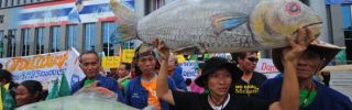 In Laos, a Contested Dam Project Moves Ahead