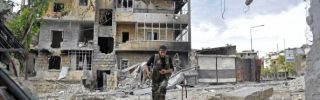Syrian Rebels Threaten Supply Lines to Aleppo