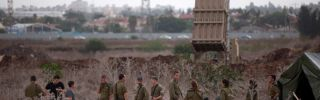 Gaza Conflict Tests Israel's Iron Dome