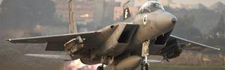 Israel: An Airstrike at the Syria-Lebanon Border
