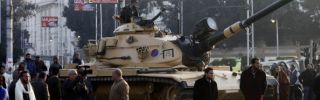 In Egypt, the Military's Power Endures