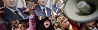 Mubarak Retrial Heightens Political, Economic Tensions