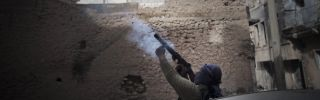 Another Northern City Falls to the Syrian Rebels