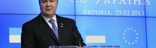 Ukraine's Halting Steps Toward the European Union
