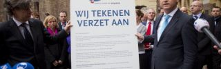 Anti-EU Parties Push to Combine Efforts