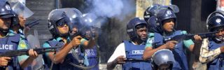 Bangladesh: Tensions Rise Over Islamists' Trial