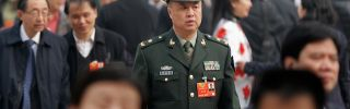 China Starts to Target Military Corruption