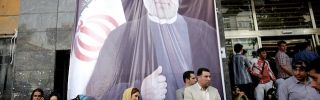 Rouhani Wins Iranian Presidential Election
