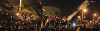 Egypt's Anti-Government Protests Continue
