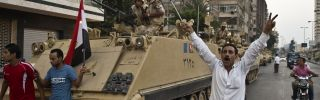 Egypt's Atypical Military Coup