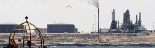 Libya: Oil Declines as Regional Power Structures Crumble