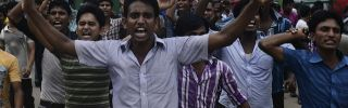 Bangladesh's Labor Strikes Foreshadow Political Violence