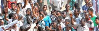 Sudan Protests Spur Large Security Deployments in Khartoum