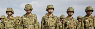 Japan Reinvents the Role of Its Military