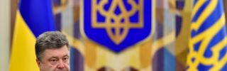 Ukraine's President Proposes a Peace Plan