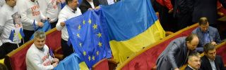 Ukraine's Balance Between the EU and Russia