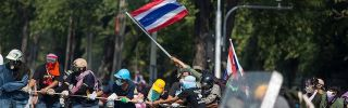 The Bigger Picture in Thailand's Protests