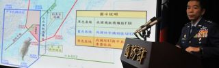 Tensions Remain High Above the East China Sea