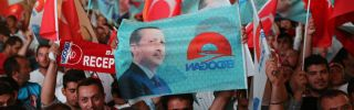 Erdogan Becomes Turkey's New President