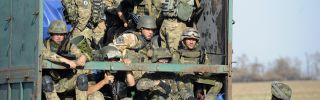 Ukraine Declares a Fragile Cease-Fire