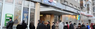 Ukraine Approaches Bankruptcy