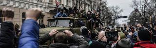 Ukraine Steps Beyond Its Constitution