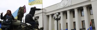 Ukraine's New Government Faces Myriad Crises