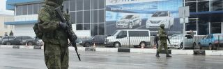 Russia Reportedly Takes Action in Crimea