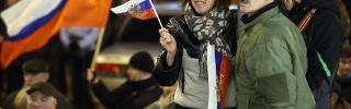 Crimea's Parliament Votes to Join Russia