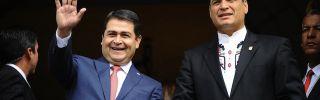 Ecuador's Correa Is Seeking Another Presidential Term