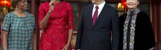 China, U.S. Engage in First Lady Diplomacy