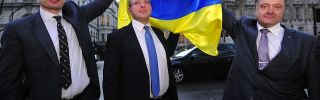 Ukraine's Government Holds a Tenuous but Important Position