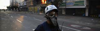 Venezuela's Protests Are Failing