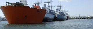 Increased U.S. Anti-Mine Presence in the Persian Gulf