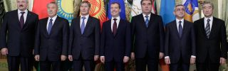 Central Asia Feels the Reverberations of the Ukraine Crisis