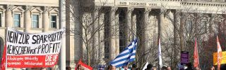 Greek Talks Create Strain in Athens and Berlin