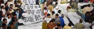 Pakistan Fights Jihadists On Afghan, Iranian and Indian Borders