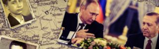 Putin and Erdogan: Addicted to Power