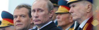 Putin Takes More Control Over Russia's Defense Sector