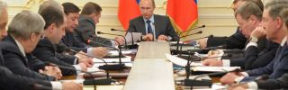 Budget Debates Reveal Russia's Weakness