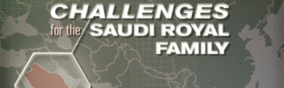 Challenges for the Saudi Royal Family
