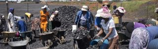 South Africa Seeks Mining Reform