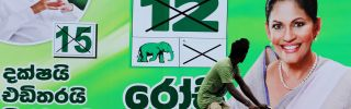 A Divided Sri Lanka Goes to the Polls