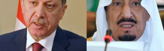 The Turks and Saudis Vie for Sunni Leadership