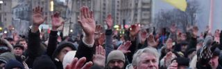 Ukraine's Political Volatility Extends Beyond Kiev
