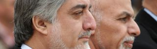 The Afghan Government Is Unified in Name Alone