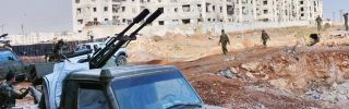 In Syria, Aleppo's Fate Is Sealed