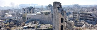 The Beginning of the End of the Syrian Civil War